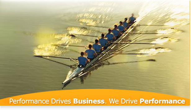 Performance Drives Business. We Drive Performance.